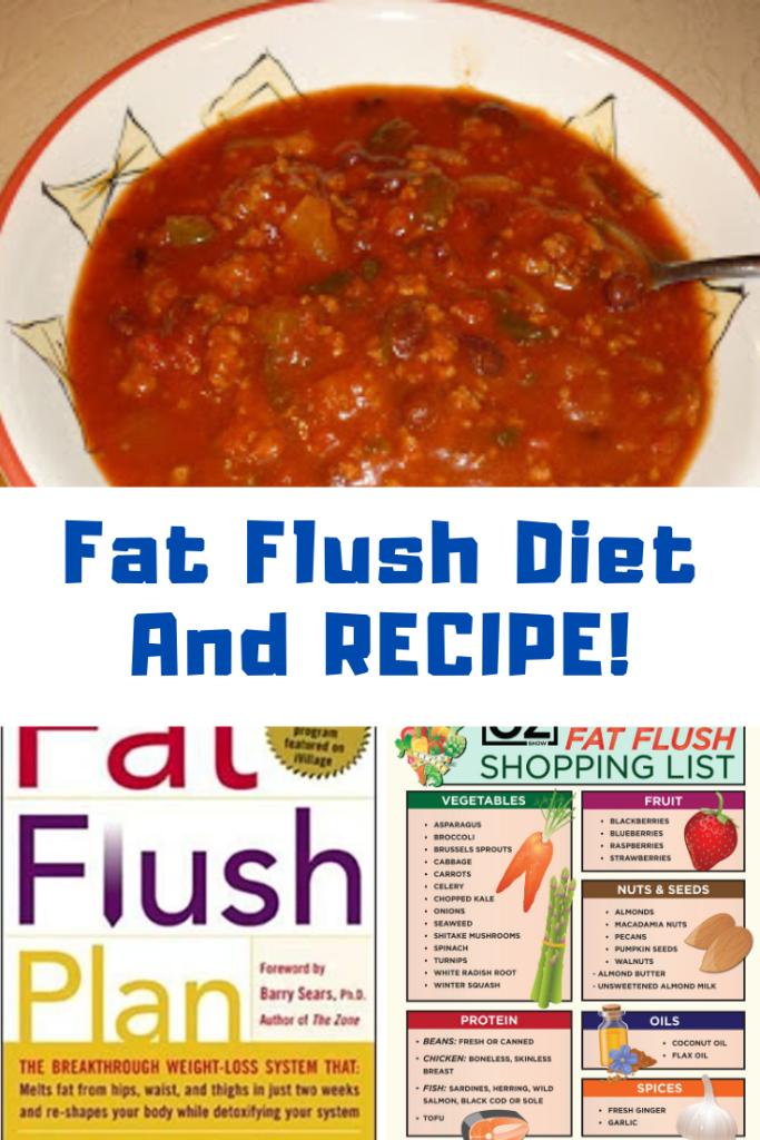 Fat Flush Soupe Diet Recipe