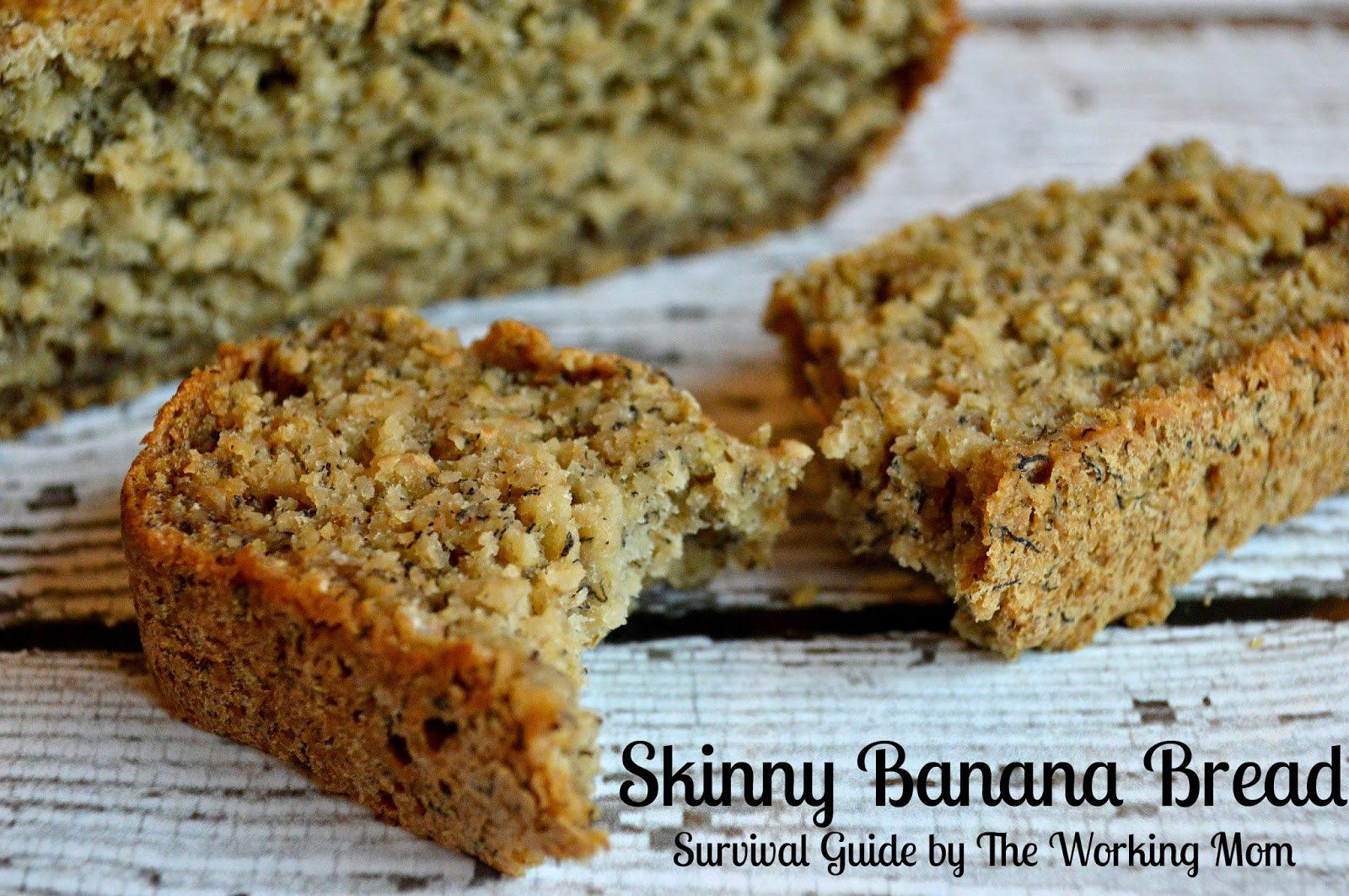 Skinny banana bread recipe guide for moms i know some of you might hear the words banana bread and think healthy right i mean of course it is healthy it contains fruit so it must be a healthy forumfinder Images