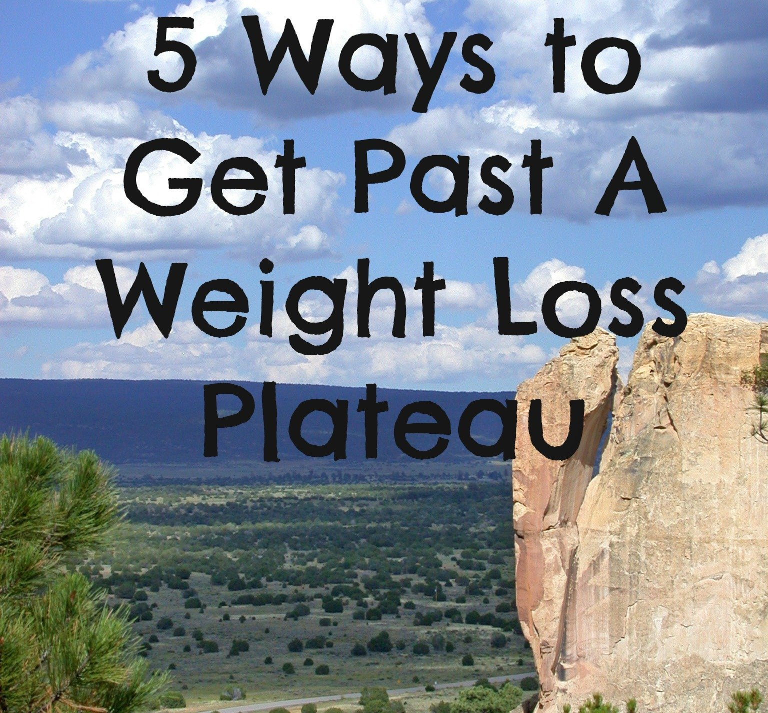 Nutrisystem Week 7 \u0026 8: Five Tips To Get Over A Weight-Loss Plateau