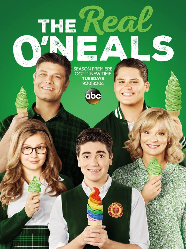 the real oneals poster