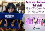 american housewife set visit image