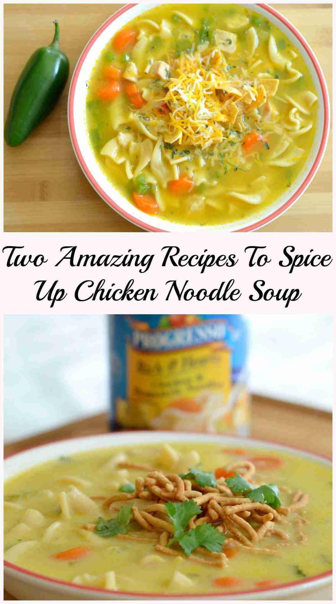 chicken noodle soup recipes