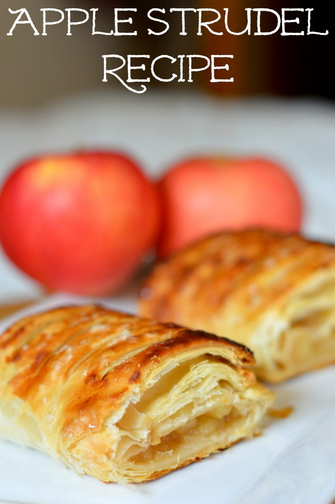 Apple Strudel Recipe: Light Versions Of Apple Desserts