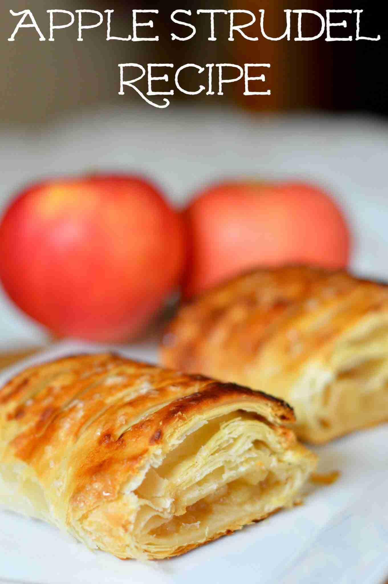 Apple Strudel Recipe Skinny Versions To Your Favorite