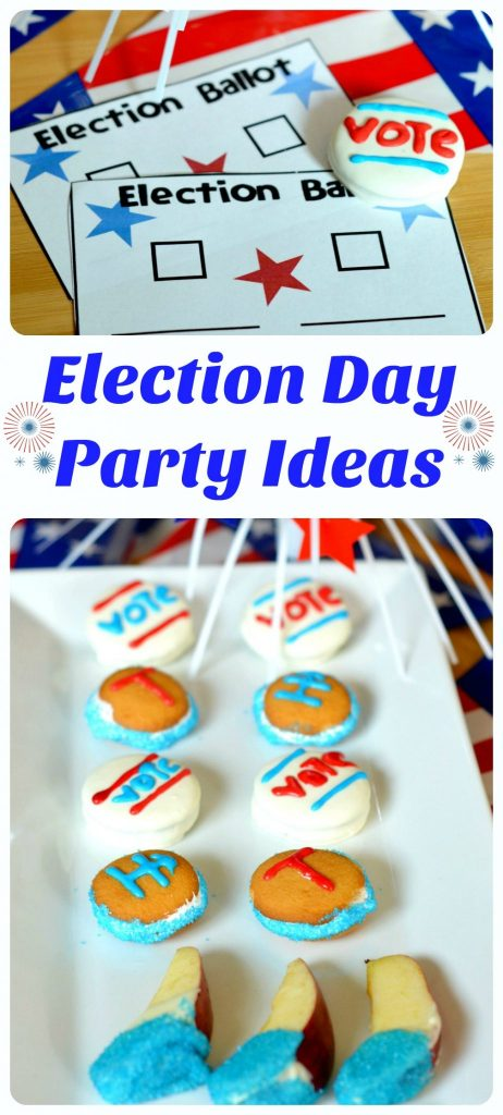 Election Day Party Ideas: Kid Friendly Election Party Ideas