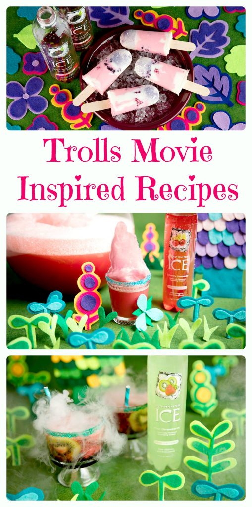 DreamWorks Trolls Movie Review & Trolls Inspired Recipes