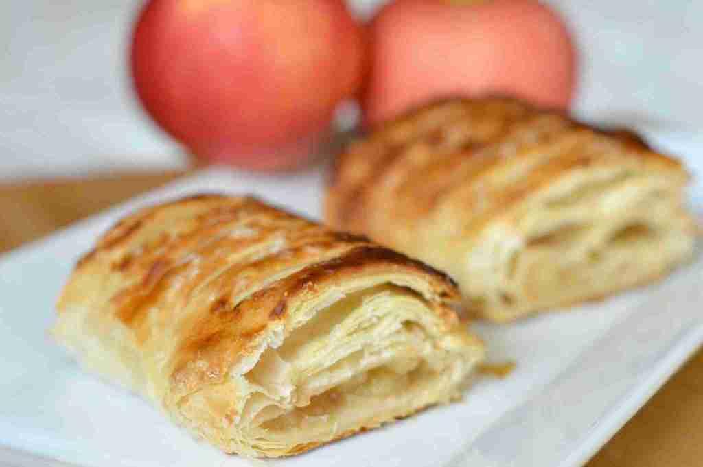 Apple Strudel Recipe: Light Versions Of Apple Desserts