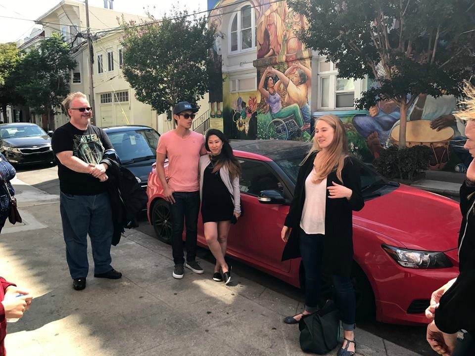 Avital Walking Food Tours in San Francisco Mission District