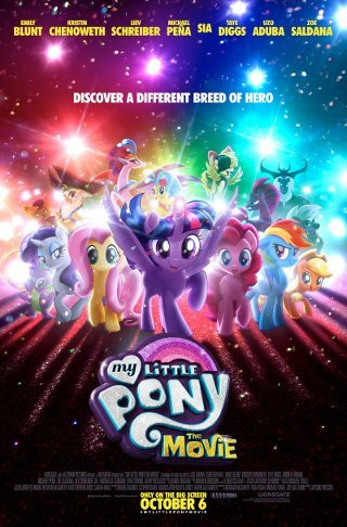 Attending The My Little Pony: The Movie Red Carpet Premiere