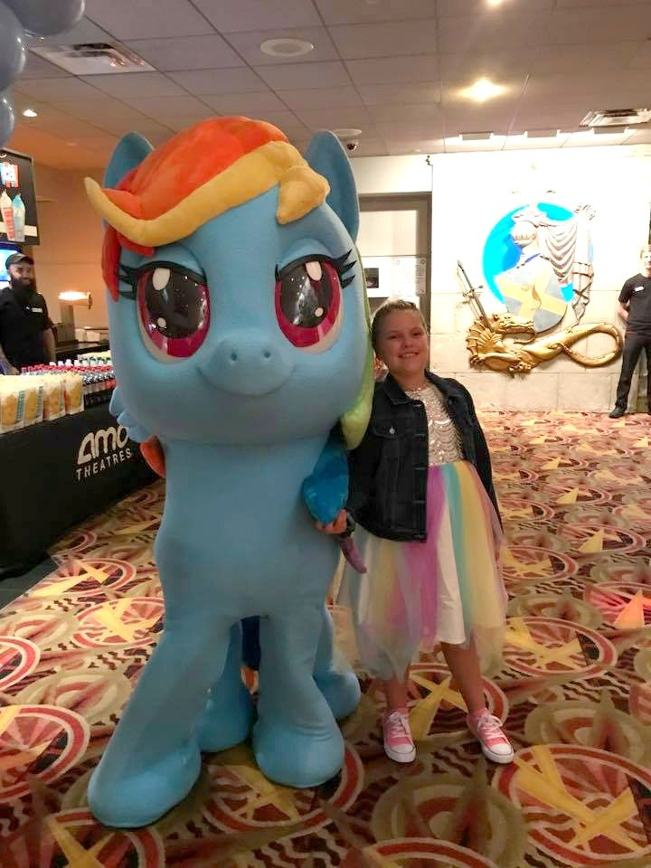 My Little Pony: The Movie Red Carpet Premiere in New York City