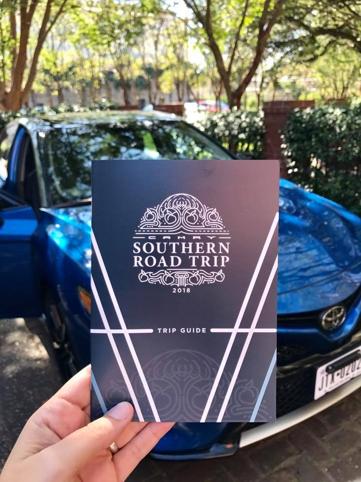 Toyota Camry 2018 Southern Road Trip: Charleston South Carolina