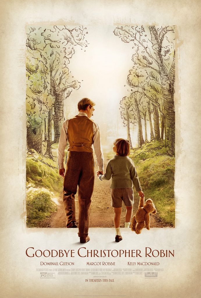 Goodbye Christopher Robin Prize Pack Giveaway: In Theaters Now