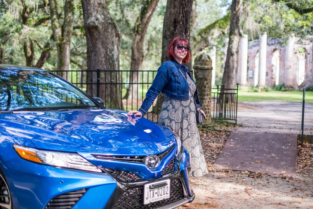 Toyota Camry 2018 Southern Road Trip: Day Two in Savannah Georgia