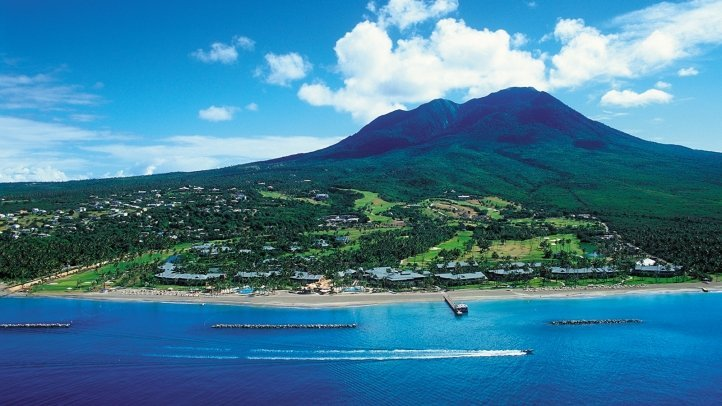 I'm Headed To Nevis Island November 10-14th