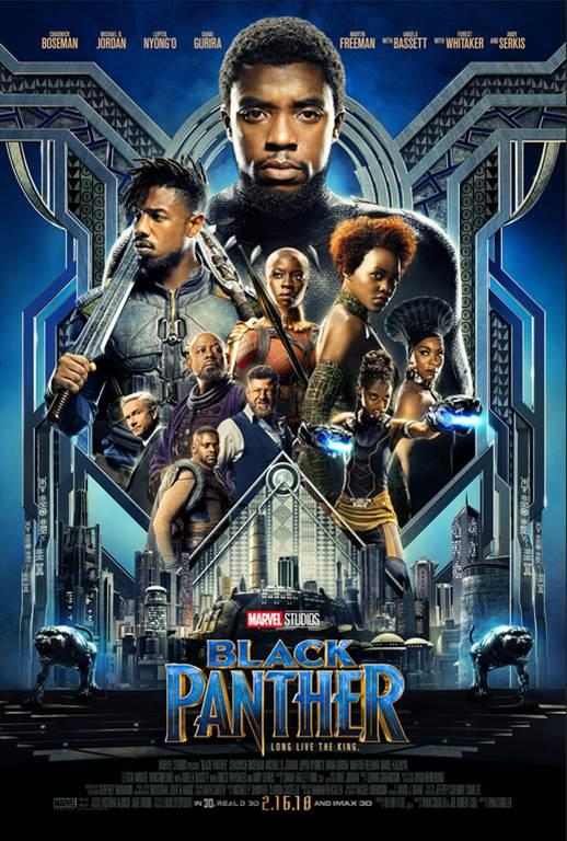 Marvel Studios' BLACK PANTHER - New Featurette Now Available