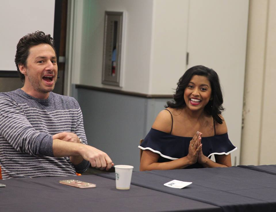 ABC's Alex, Inc. Airs Tonight: Q & A with The Cast