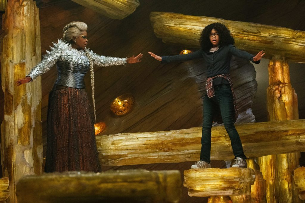 Disney's A Wrinkle In Time Movie Review: Opens Friday March 9th