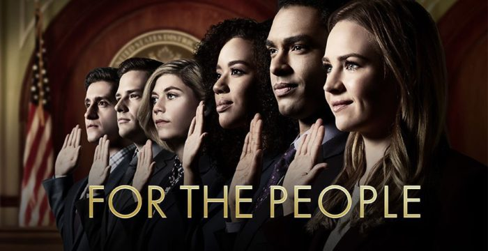 ABC'S 'For The People' Premieres Tonight: Q&A With Talent