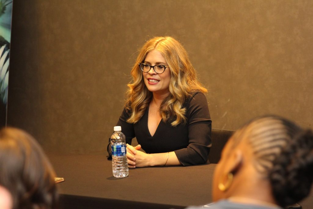 Interview With Screenwriter Jennifer Lee On 'A Wrinkle In Time'