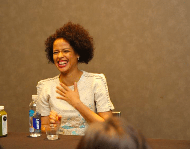 Gugu Mbatha-Raw Discusses Her Role In A Wrinkle In Time: Opens March 9
