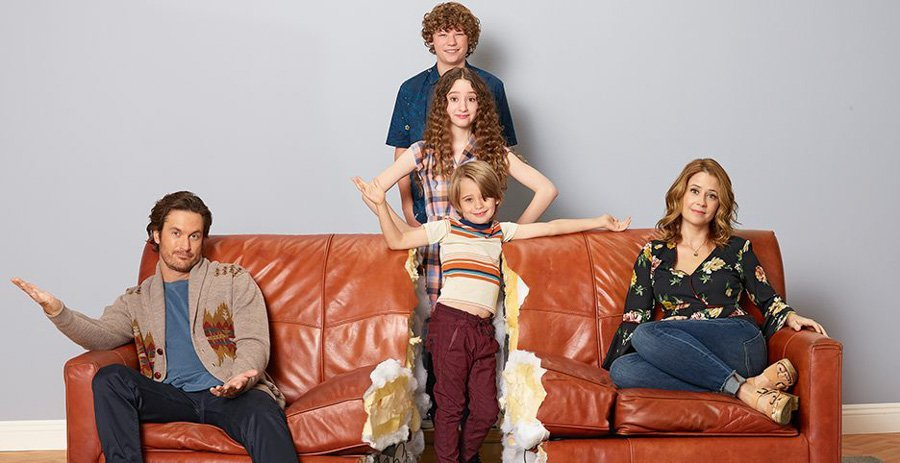 ABC's Splitting Up Together: New Comedy On Co-Parenting