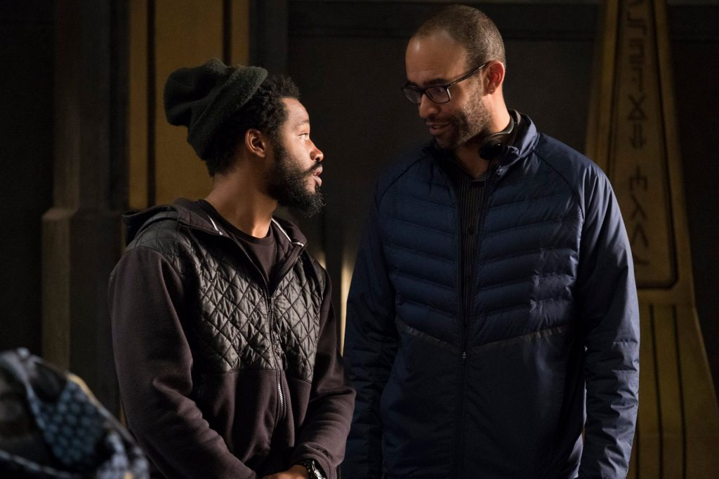 Marvel's BLACK PANTHER Now on BluRay: Interview with Executive Producer Nate Moore