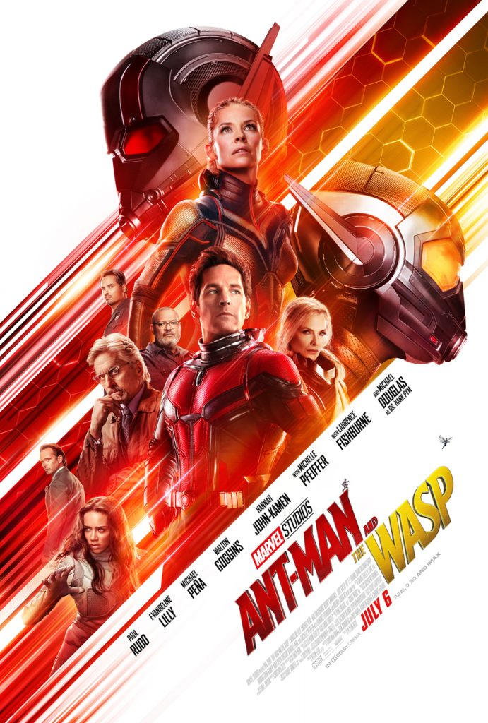 Interview With Paul Rudd On The Set Of Antman And The Wasp