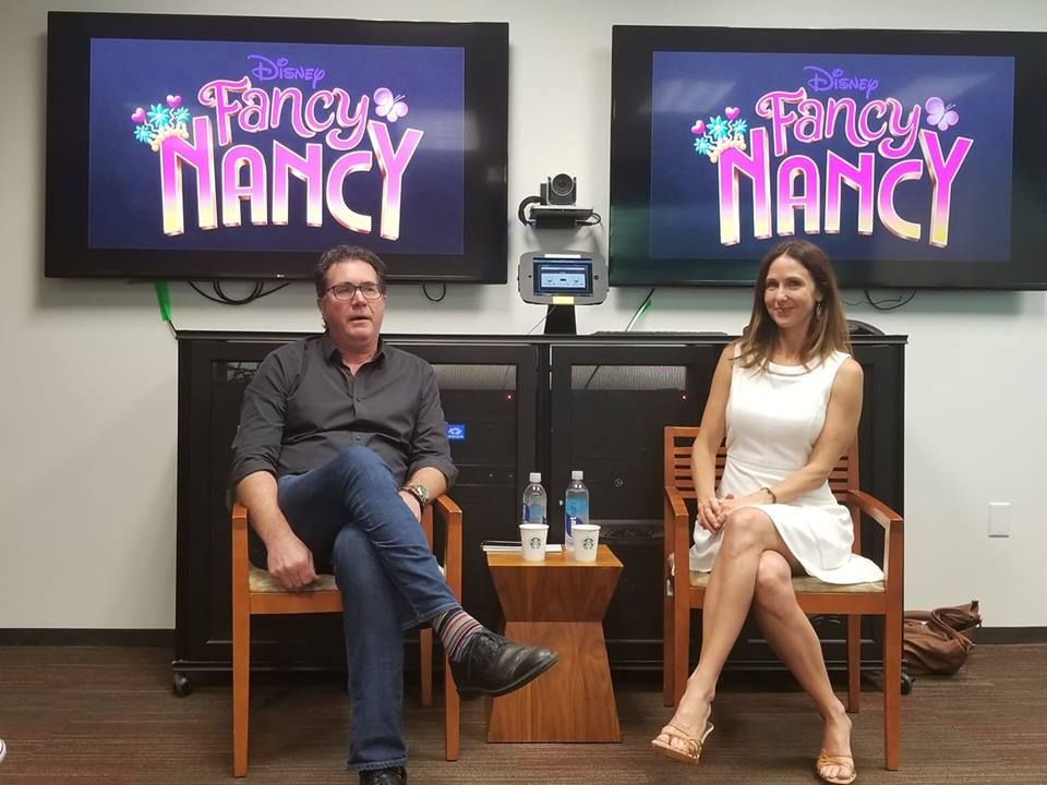 Lets Get Fancy With Fancy Nancy: Coming To Disney Junior