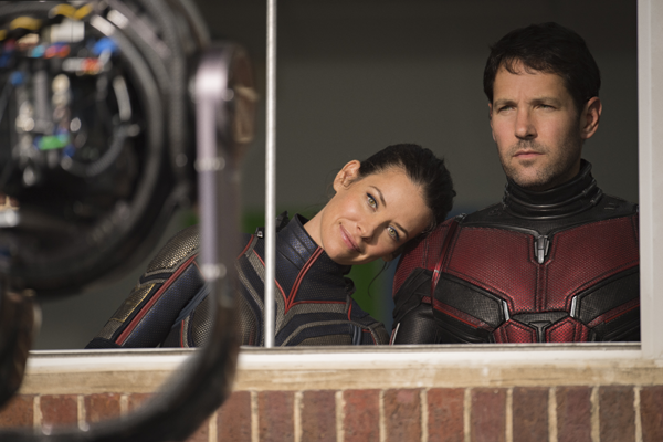 Evangeline Lilly Discusses Girl Power & More In Antman And The Wasp