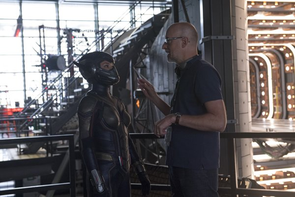 Antman And The Wasp Director Peyton Reed Discusses The MCU