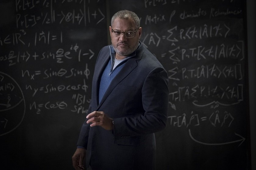 Laurence Fishburne In Ant-Man And The Wasp: He's A Nerd Too!
