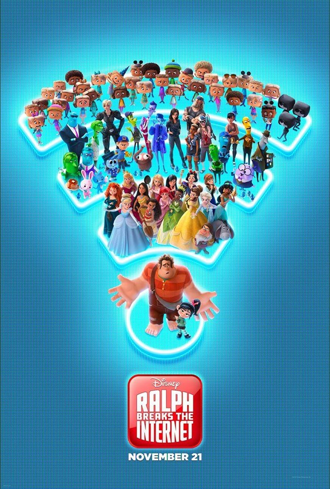 Attending The Ralph Breaks The Internet Event In Los Angeles