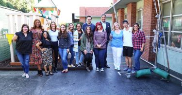 ABC Single Parents: On The Set & Meet The Cast