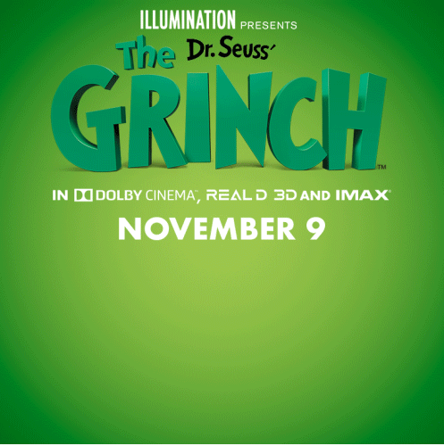 Dr. Seuss' The Grinch: Sneak Peek Giveaway in St. Louis