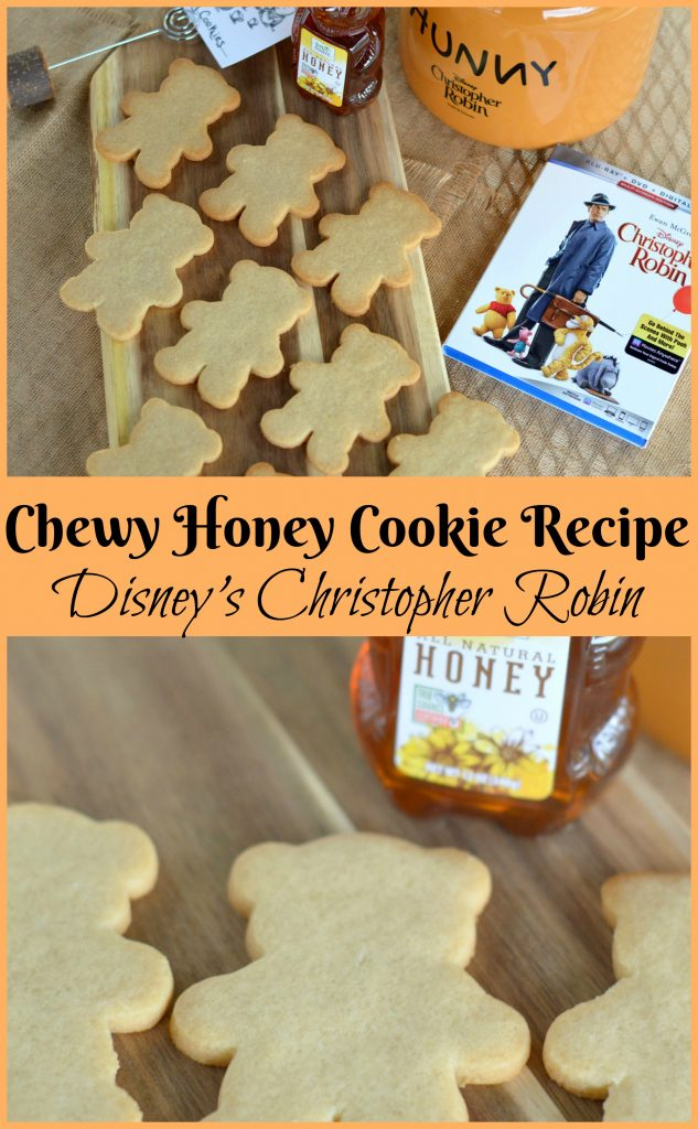 Honey Cookie Recipe: Disney's Christopher Robin On Bluray