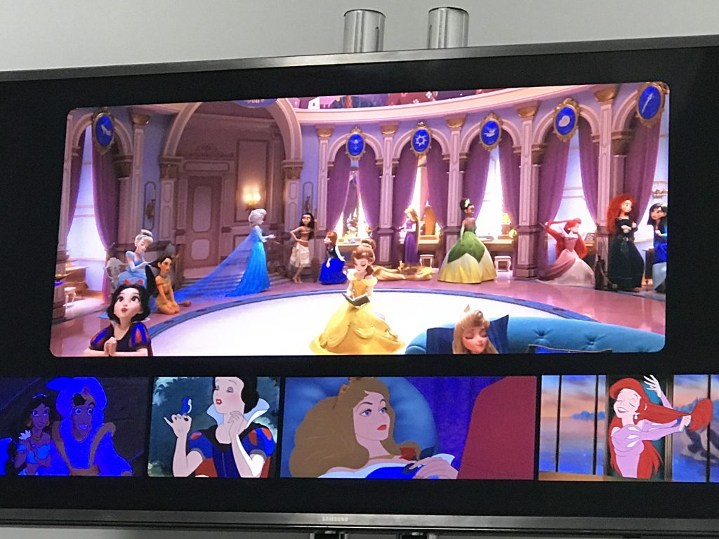 "Pamela Ribon on ""The Princess Scene"" in Ralph Breaks The Internet"