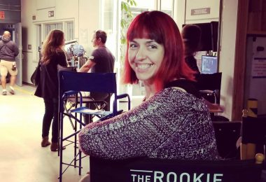 ABC's The Rookie: An On Set Tour & Hanging With The Cast