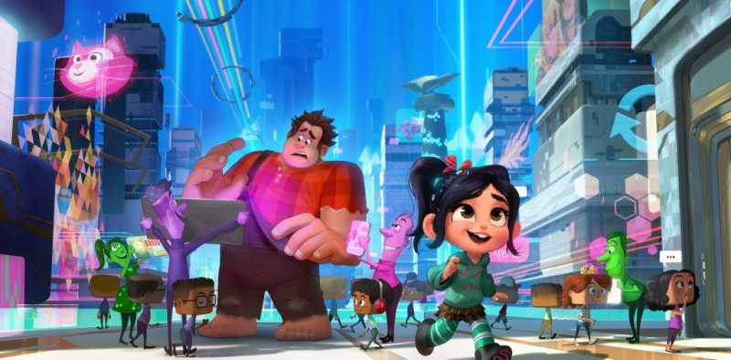 Ralph Breaks the Internet Movie Review
