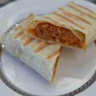 Air Fryer Burrito: Alpha Burritos Review