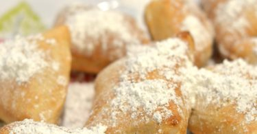 Air Fryer Beignet Recipe: New Orleans Beignets