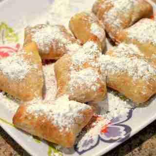 Air Fryer Beignet Recipe: New Orleans Beignets