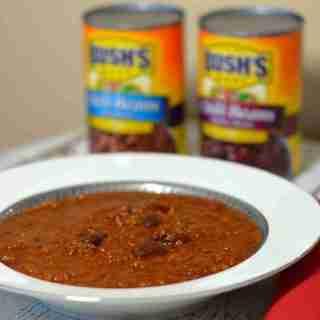 The BEST Thick & Meaty Chili Recipe: Secret Ingredient BUSH'S