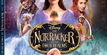 Disney's The Nutcracker and The Four Realms BluRay Giveaway