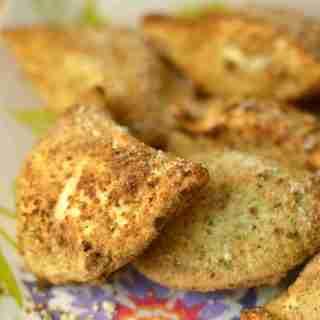 Air Fryer Toasted Perogies Recipe