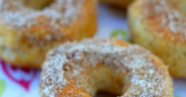 Air Fryer Donut Recipe