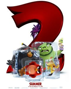 The Angry Birds Movie 2: New Trailer & Poster