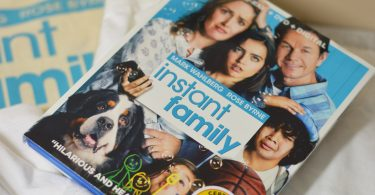 Instant Family is now on Blu-Ray: Fun Activity Kit