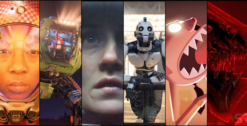 Love, Death And Robots: Netflix's Love, Death + Robots Review