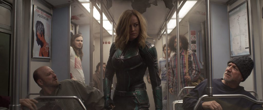 Captain Marvel Movie Review: What Feminism?