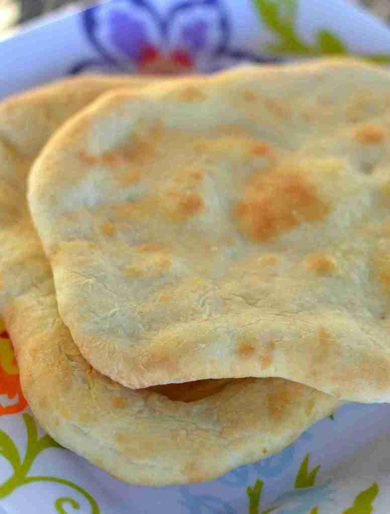 Air Fryer Naan Recipe